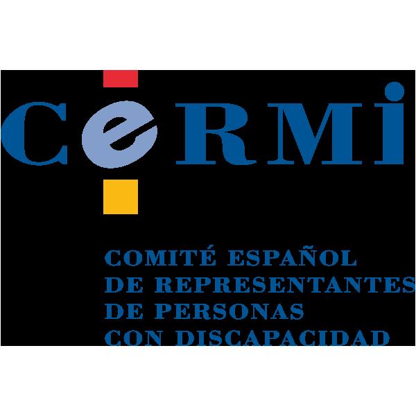 Logotipo de Comité Español de Representantes de Personas con Discapacidad (CERMI)