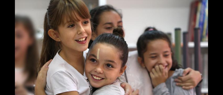 Participación infantil en las políticas de infancia. Plataforma de Infancia