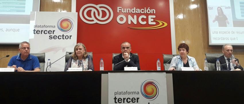 Foto © Plataforma de ONG de Acción Social