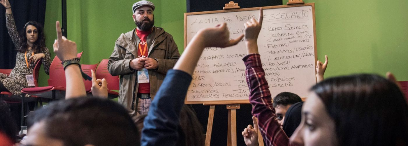 Miguel M. Serrano / Plataforma de Infancia